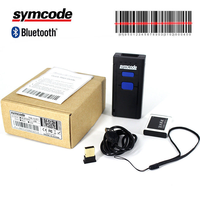 High Speed Hands Free Barcode Scanner Excellent Screen Capture Ability