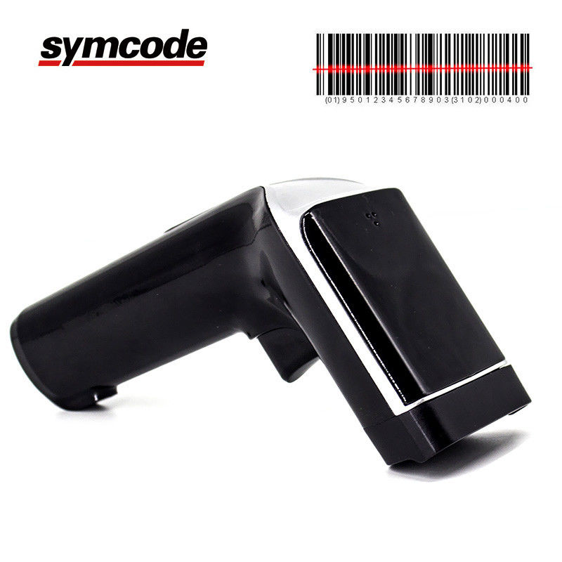 Supermarkets Handheld Barcode Scanner Automatic Trigger For Effective Activate Laser
