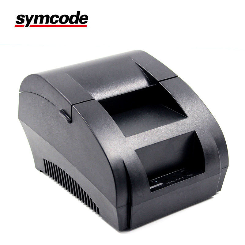 Portable Thermal Receipt Printer , POS 58 Printer Supporting Embedded