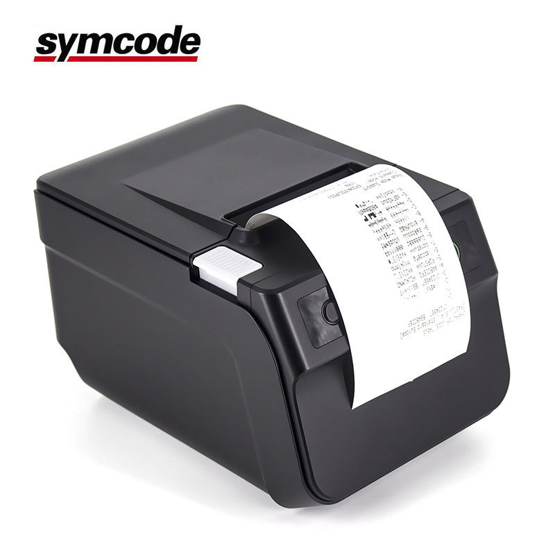 Direct Thermal Android Bluetooth Printer / 80mm Pos Printer With Multi Color
