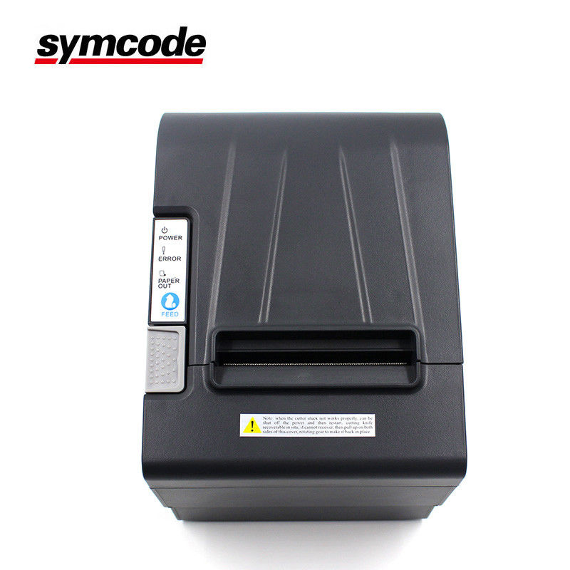 Direct Line POS Thermal Receipt Printer Metallic Cutter Support RJ11 Cash Drawer